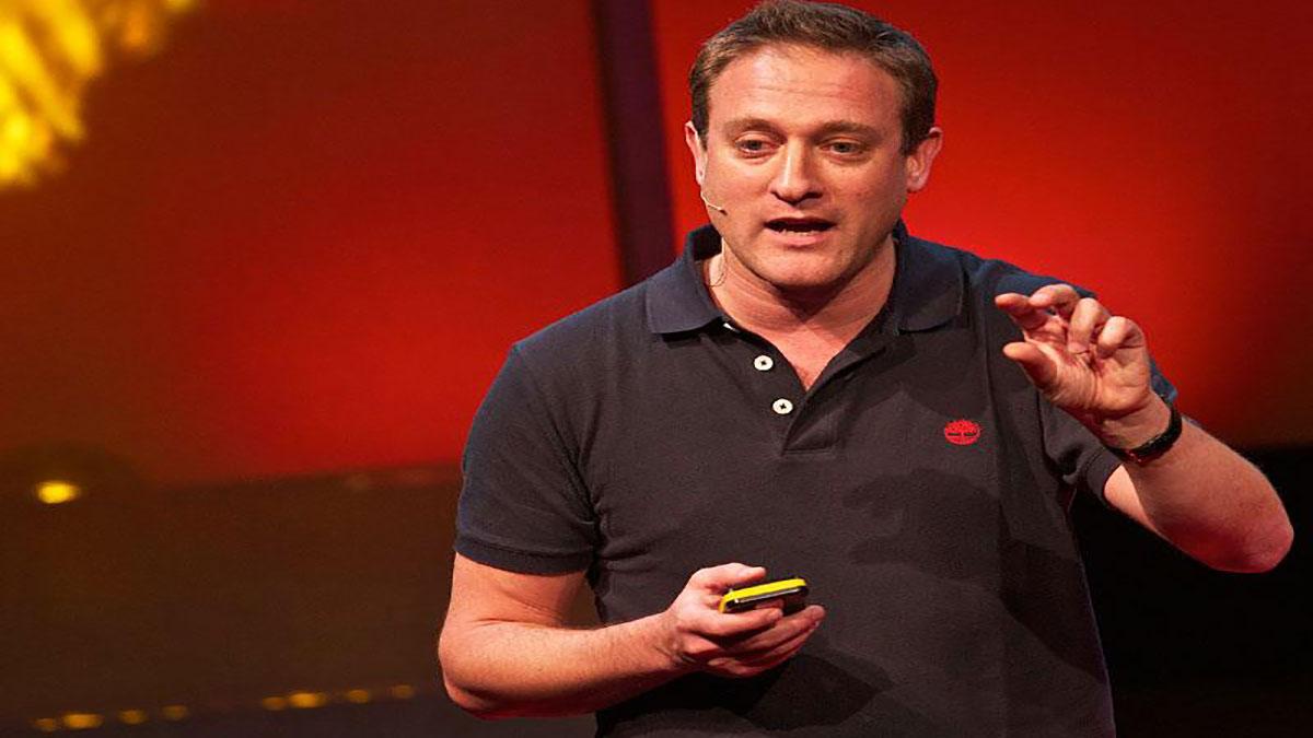 سخنرانی تد : نیل برگس:چگونه مغز شما  میگوید که شما در کجا هستید