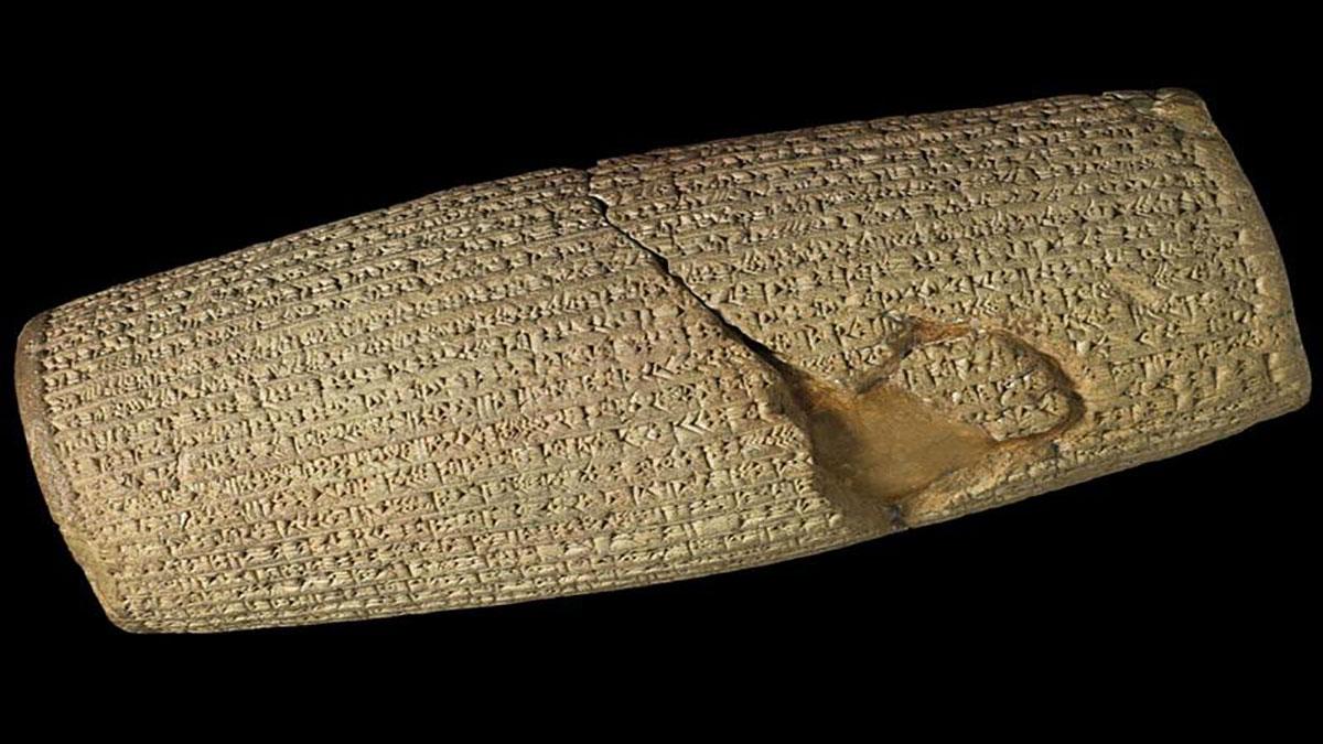 سخنرانی تد : نیل مک گرگور: ۲۶۰۰ سال تاریخ در یک شئ