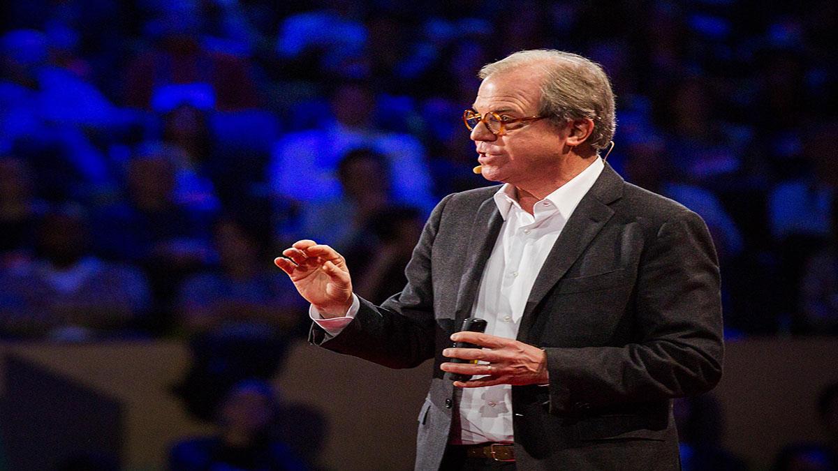 سخنرانی تد : تاریخچه ۳۰ سال آینده