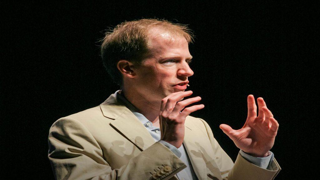سخنرانی تد : جستجویی فلسفی در بزرگترین مشکلات انسان