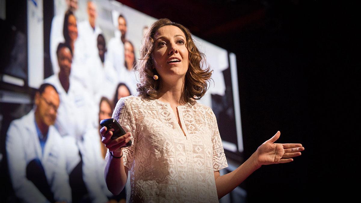 سخنرانی تد : چگونه با ویروس مرگبار بعدی بجنگیم