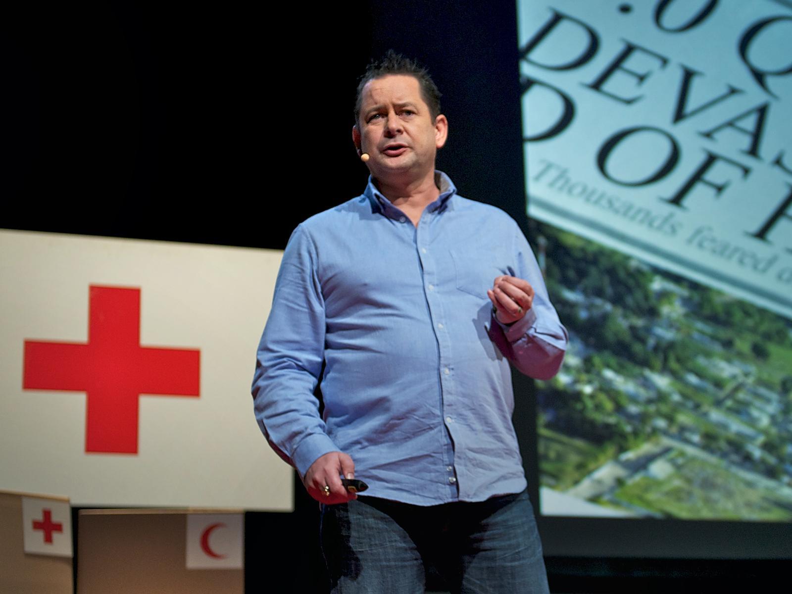 سخنرانی تد : پال کانیلی: بشر دوستی دیجیتال