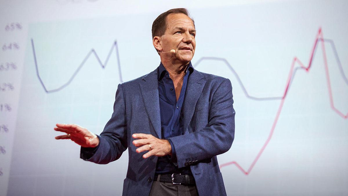 سخنرانی تد : چرا باید در نظام سرمایهداری تجدید نظر کنیم