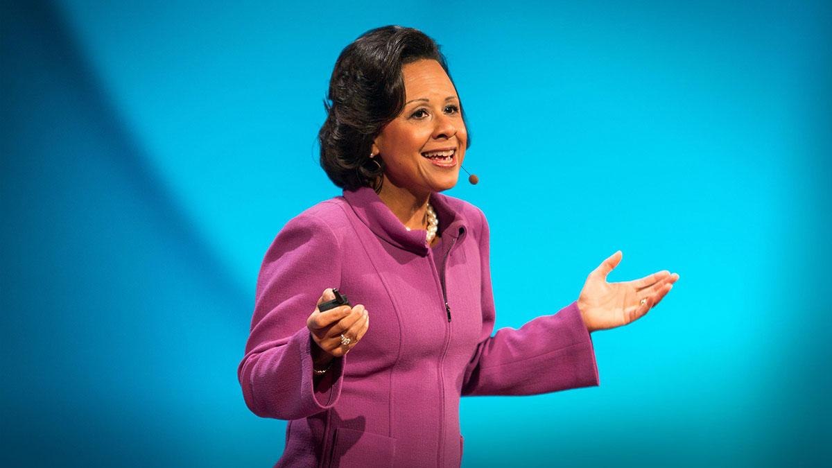 سخنرانی تد : بهداشت و درمان در زنان و مردان