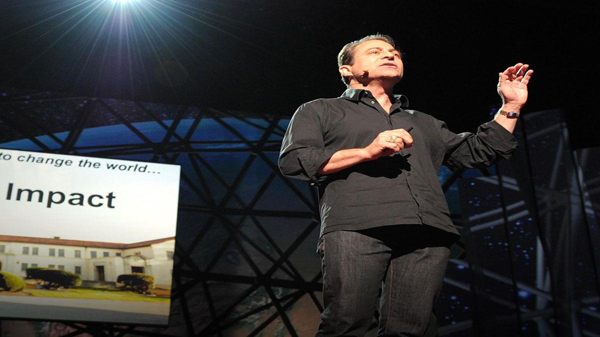 سخنرانی تد : پتر دیاماندیس : فراوانی آینده ماست