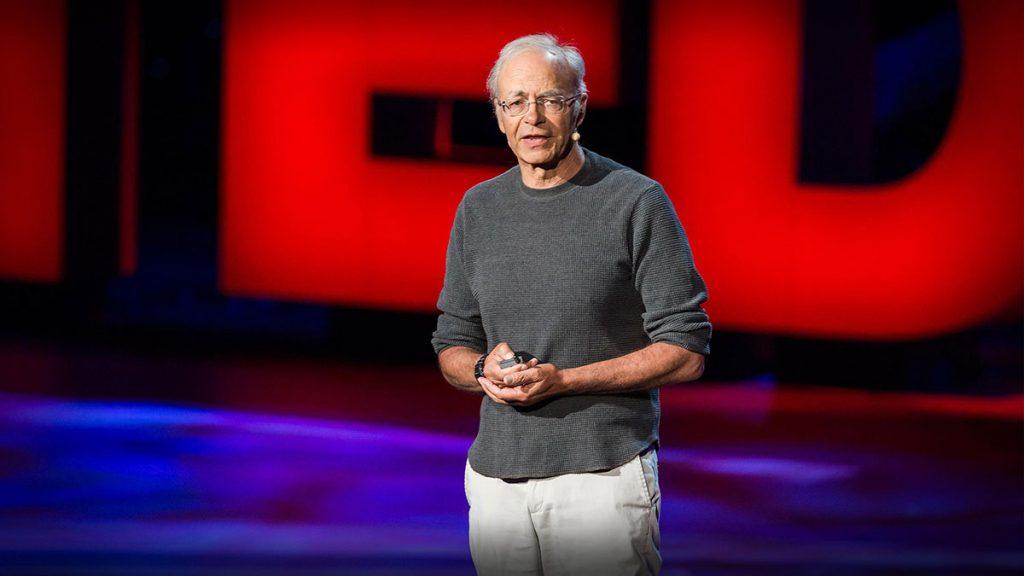 سخنرانی تد : نوعدوستی موثر، چرا و چگونه