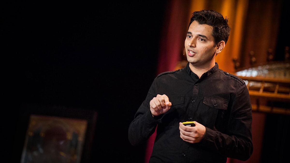 سخنرانی تد : پراناو میستری: قابلیتهای هیجان انگیز فنآوری سیکس سنس