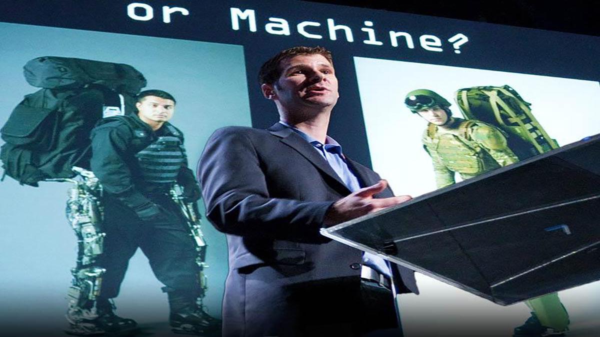 سخنرانی تد : روباتهای نظامی و آیندهی جنگ