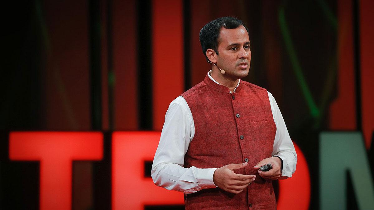 سخنرانی تد : بحرانهای آتیِ آنتی بیوتیکها
