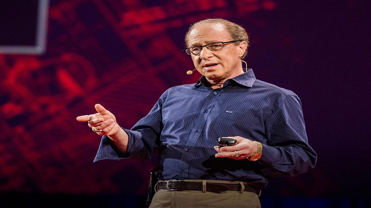 سخنرانی تد : برای تفکر پیوندی آماده باشید