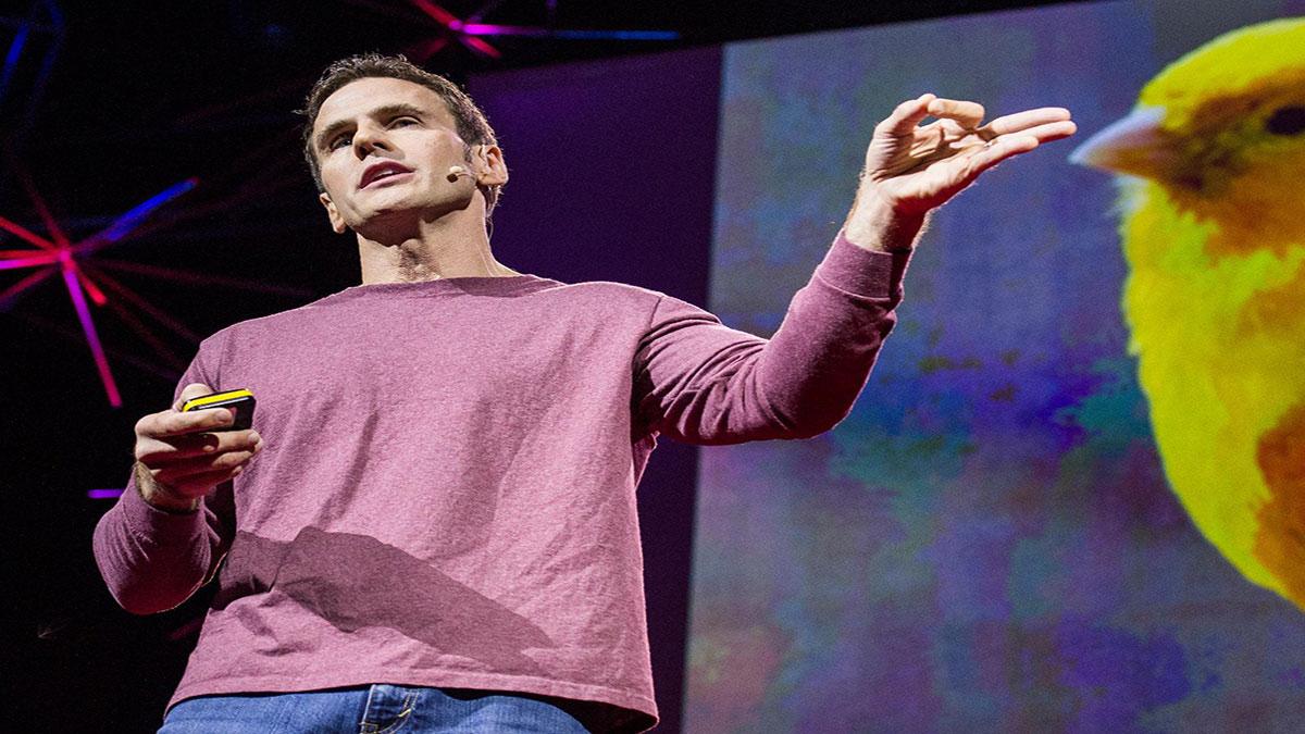 سخنرانی تد : چیزهایی که از ۵۰۰۰ مغز یاد می گیریم