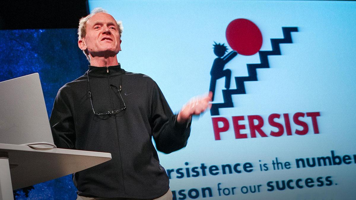سخنرانی تد : 8 راز موفقیت ریچارد سنت جان