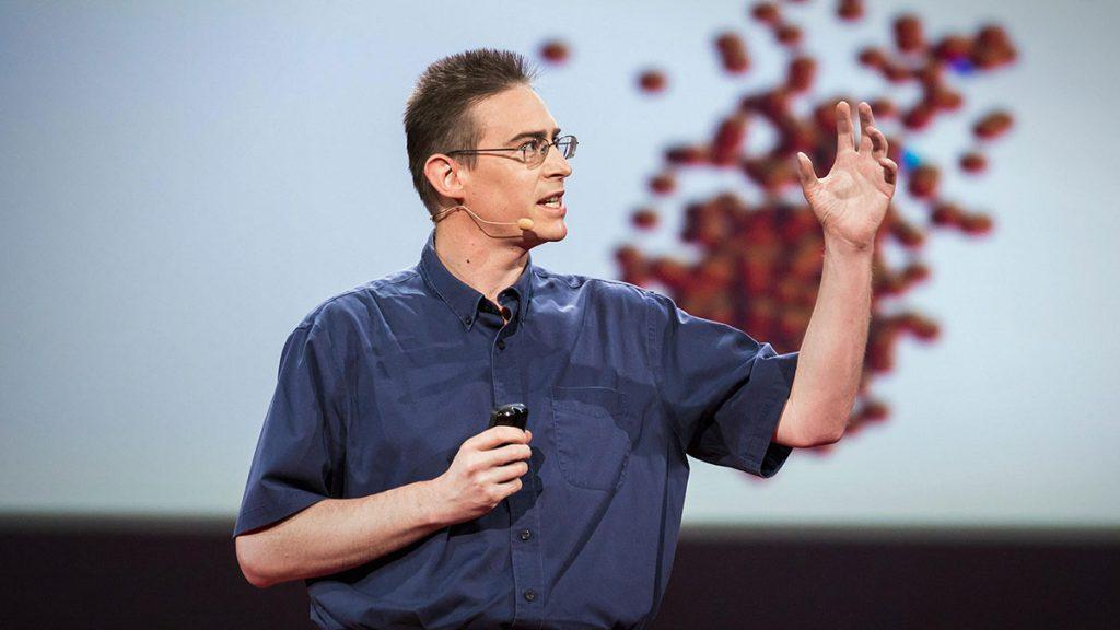 سخنرانی تد : چگونه میکروبها ما را آنچه که هستیم، میسازند