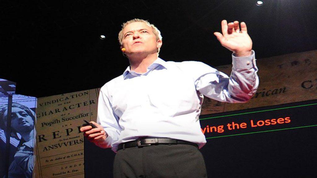 سخنرانی تد : راد رید: هشت میلیارد  آی پاد