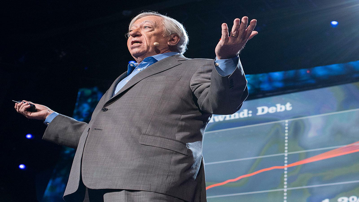 سخنرانی تد : رابرت گردون: مرگ نوآوری، پایان رشد