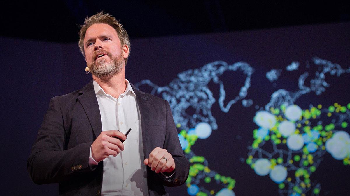 سخنرانی تد : چگونه از فروپاشی شهرهایی با رشد سریع جلوگیری کنیم