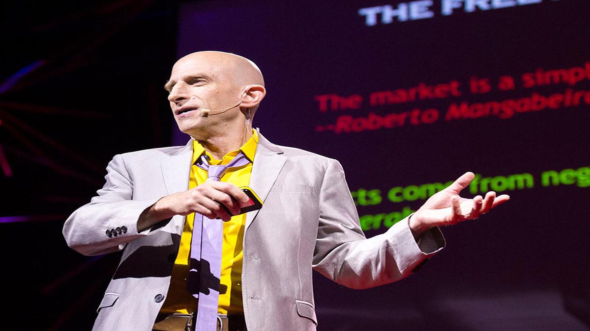 سخنرانی تد : رابرت نیوویرد: نیروی اقتصاد خودمانی