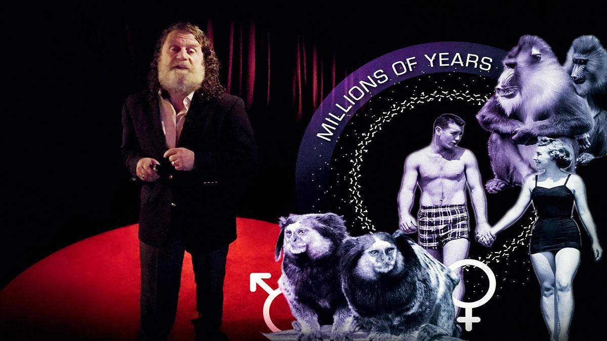 سخنرانی تد : بیولوژی بهترینها و بدترینهای رفتارهای ما