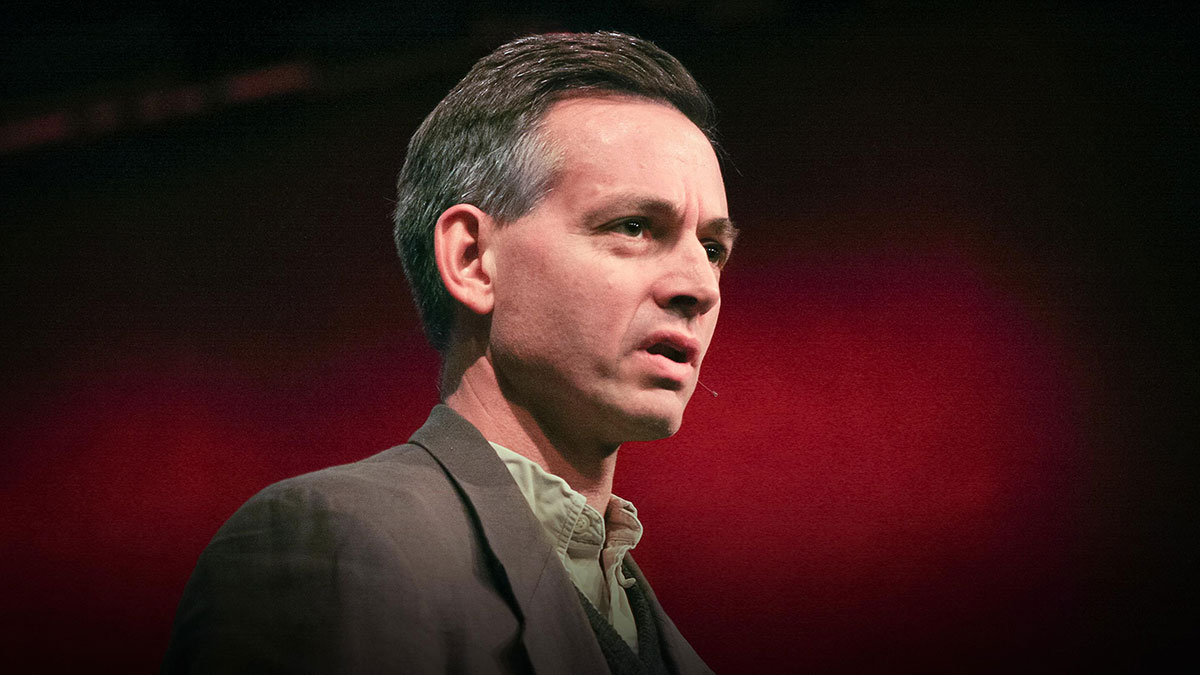 سخنرانی تد : روبرت رایت دربارهی خوشبینی