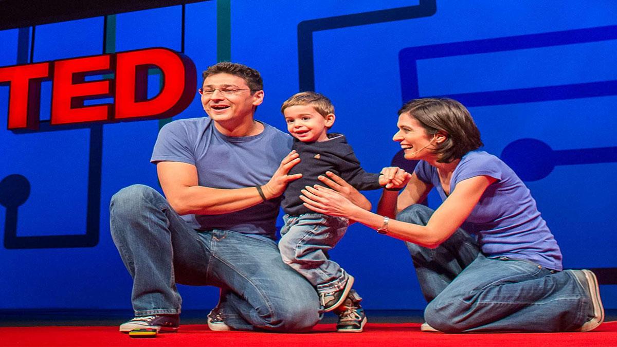 سخنرانی تد : روبرتو دى آنجلو + فرانچسكا فدئلى: درس زندگى، در بيمارى كودكمان