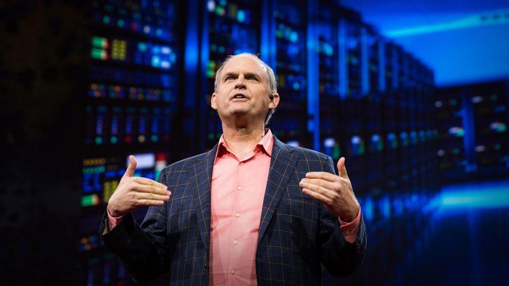 سخنرانی تد : اگر مغزمان را در یک رایانه قرار دهیم چه اتفاقی میافتد؟