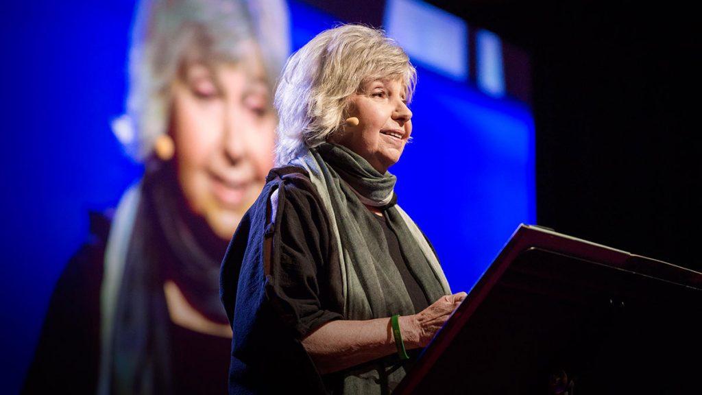 سخنرانی تد : چهارشعر قدرتمند درباره بیماری پارکینسون و پیر شدن