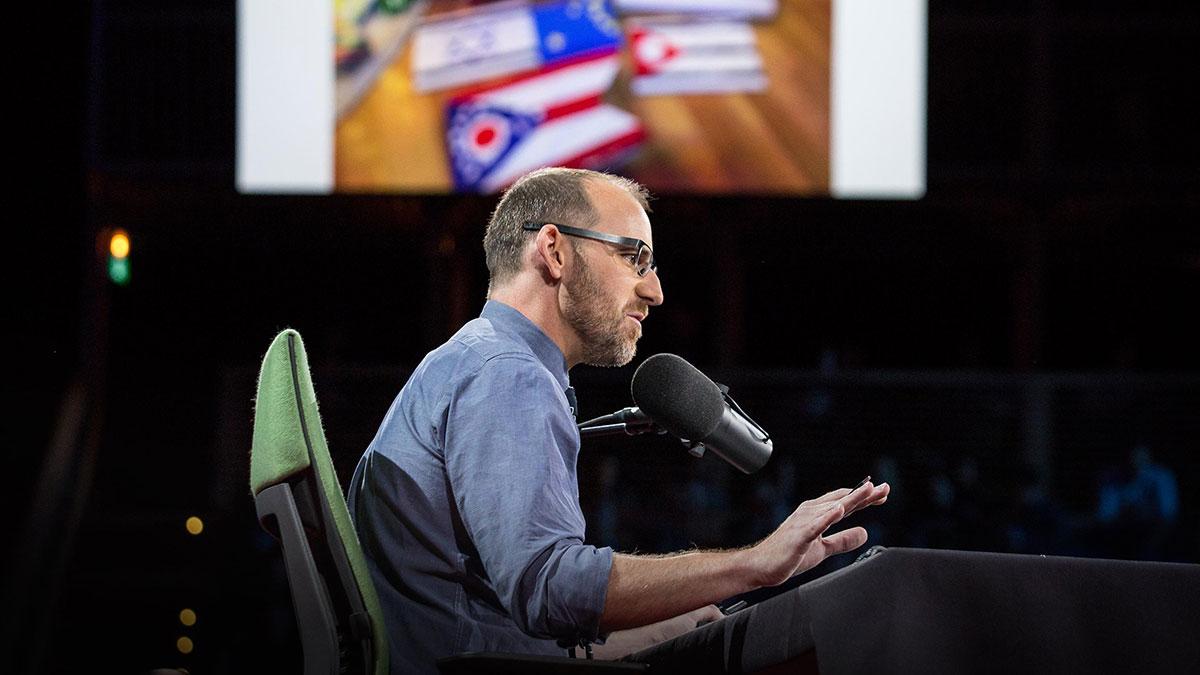 سخنرانی تد : چرا پرچم شهرها احتمالا بدترین طراحیهایی هستند که حتی متوجهشان هم نشدهاید