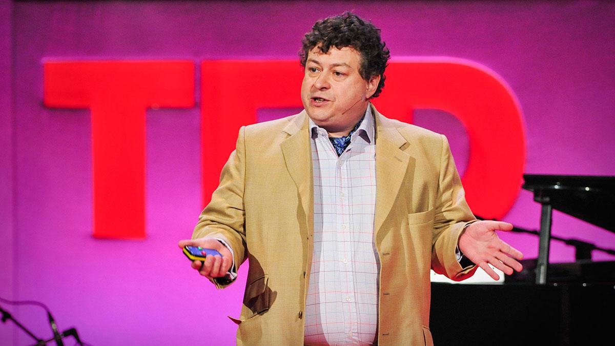 """سخنرانی تد : """"روری سوترلند"""" : درس های زندگی از یک کارمند شرکت تبلیغاتی"""