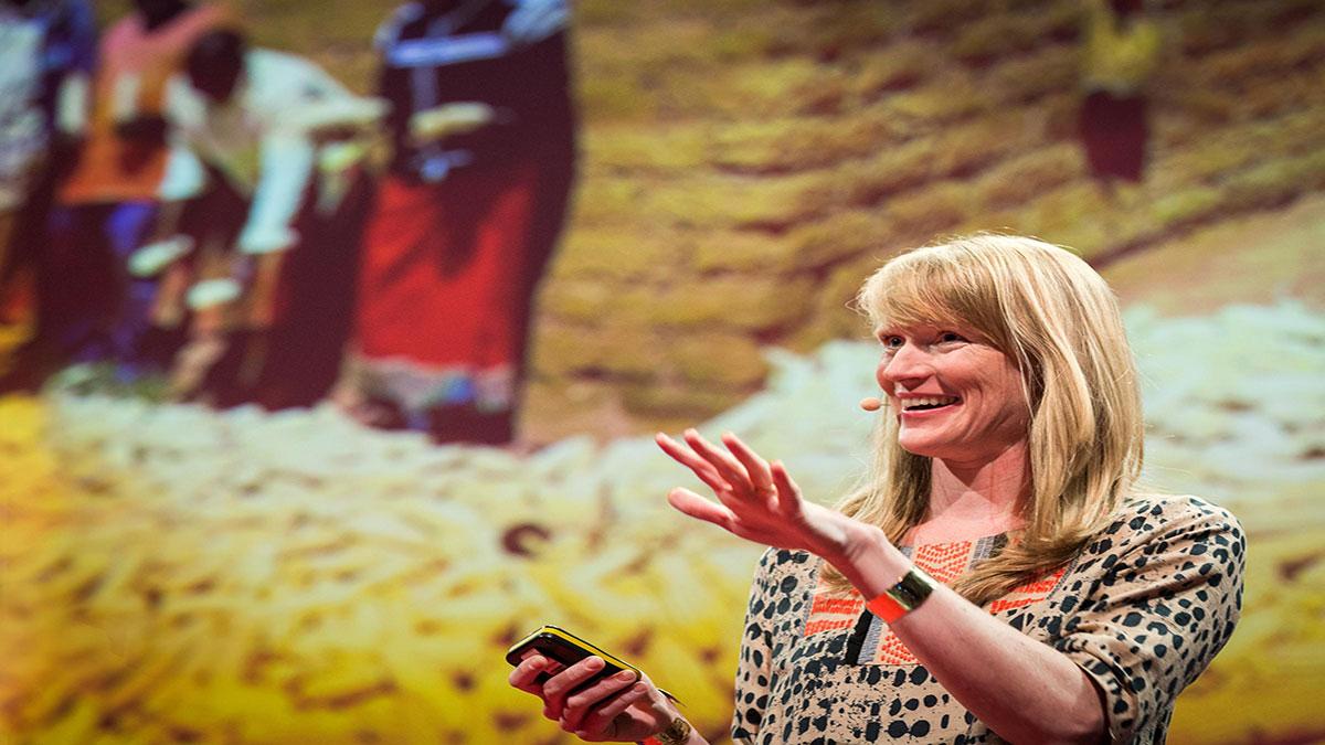 سخنرانی تد : بیمه محصولات زراعی، ایده ای در خور انتشار