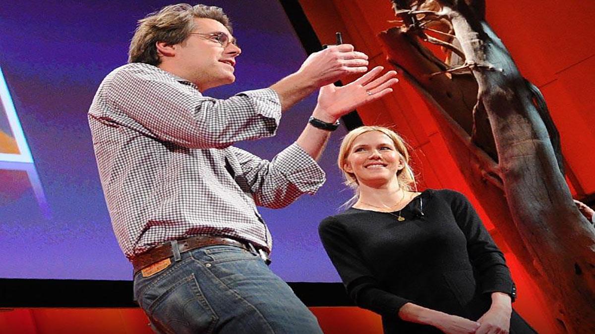 سخنرانی تد : روفِس گریسکام و اِلِسا وُلکمِن: بیاییم درباره تابوهای فرزند پروری صحبت کنیم