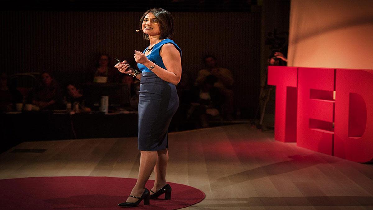 سخنرانی تد : صداهای ساختگی، منحصر به فرد به اندازه اثرات انگشت
