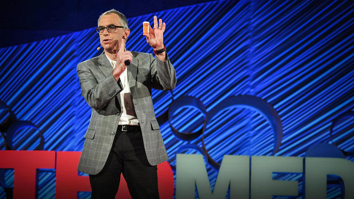 سخنرانی تد : وقتی داروها را ترکیب میکنیم، چه اتفاقی میافتد؟