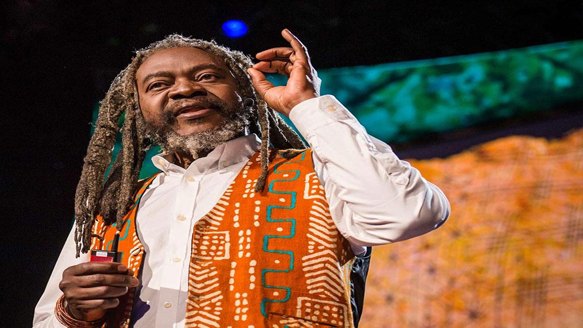 سخنرانی تد : نبوغ و ظرافت در حروف الفبایی آفریقای باستان