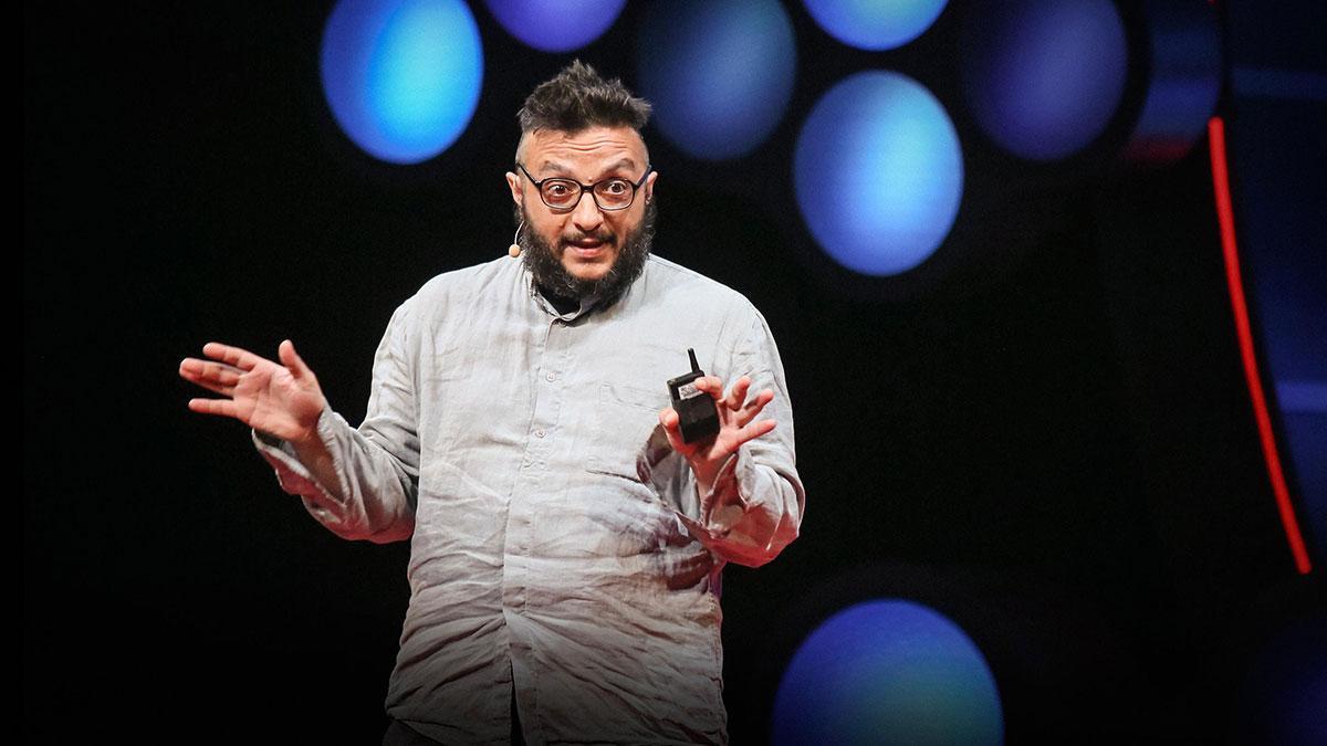 """سخنرانی تد : وقتی من سرطان مغزم را """"متن باز"""" کردم چه اتفاقی افتاد"""