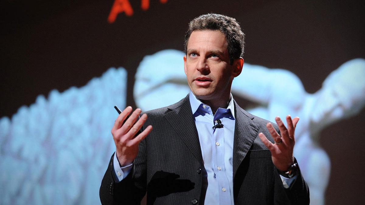سخنرانی تد : سام هاریس: دانش می تواند به پرسشهای اخلاقی پاسخ دهد