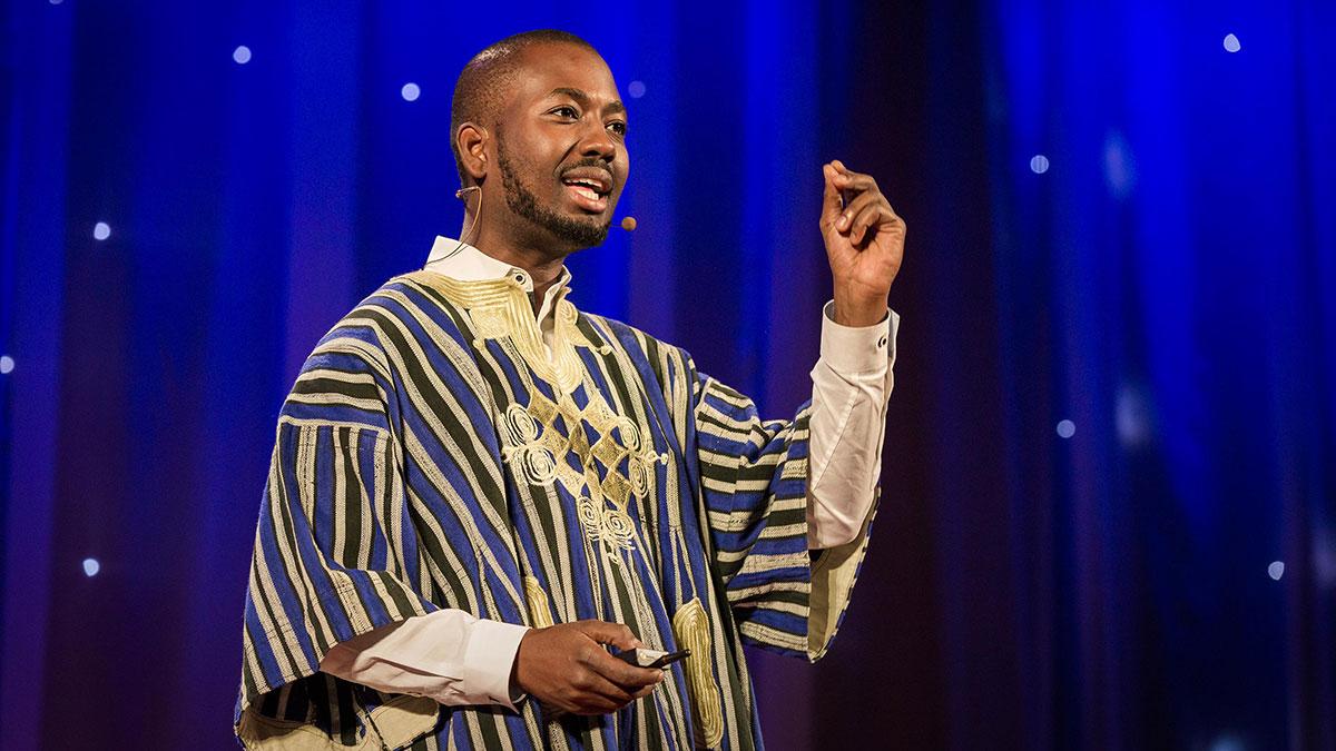 سخنرانی تد : در تایید سرمایه گذاری کلان در آفریقا