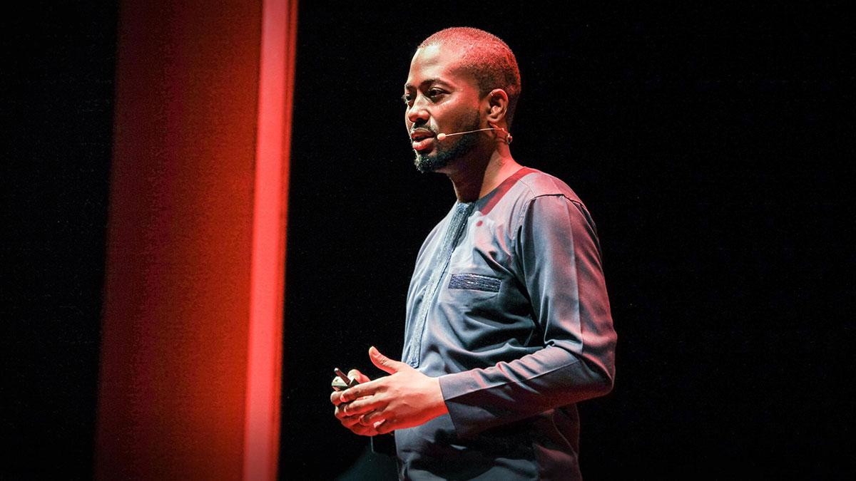 سخنرانی تد : هیچ خجالتی در رسیدگی به سلامت روانتان وجود ندارد