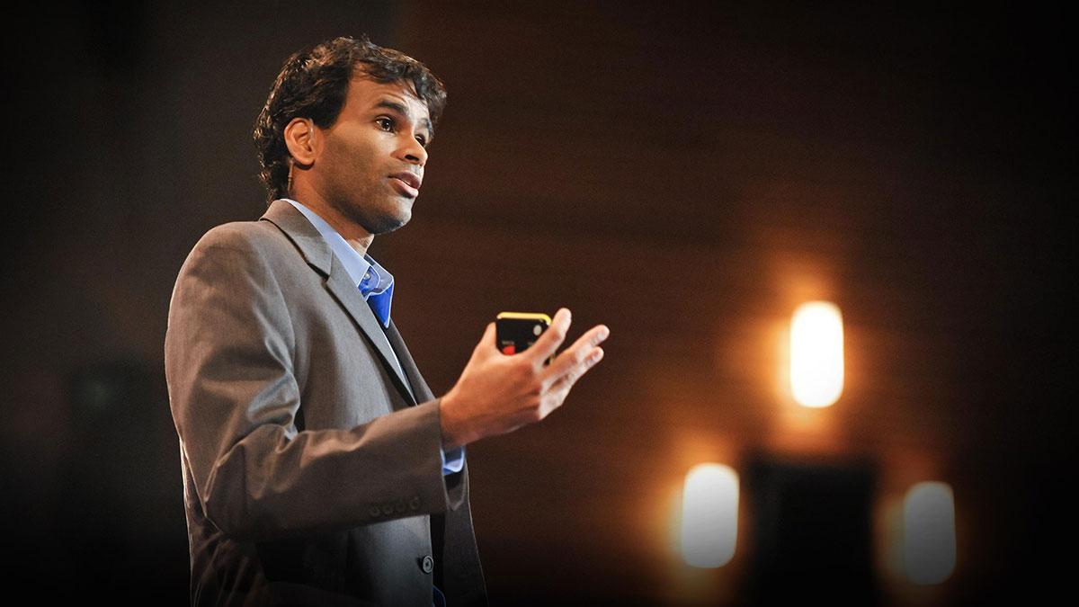 سخنرانی تد : حل کردن مشکلات اجتماعی با یک سقلمه