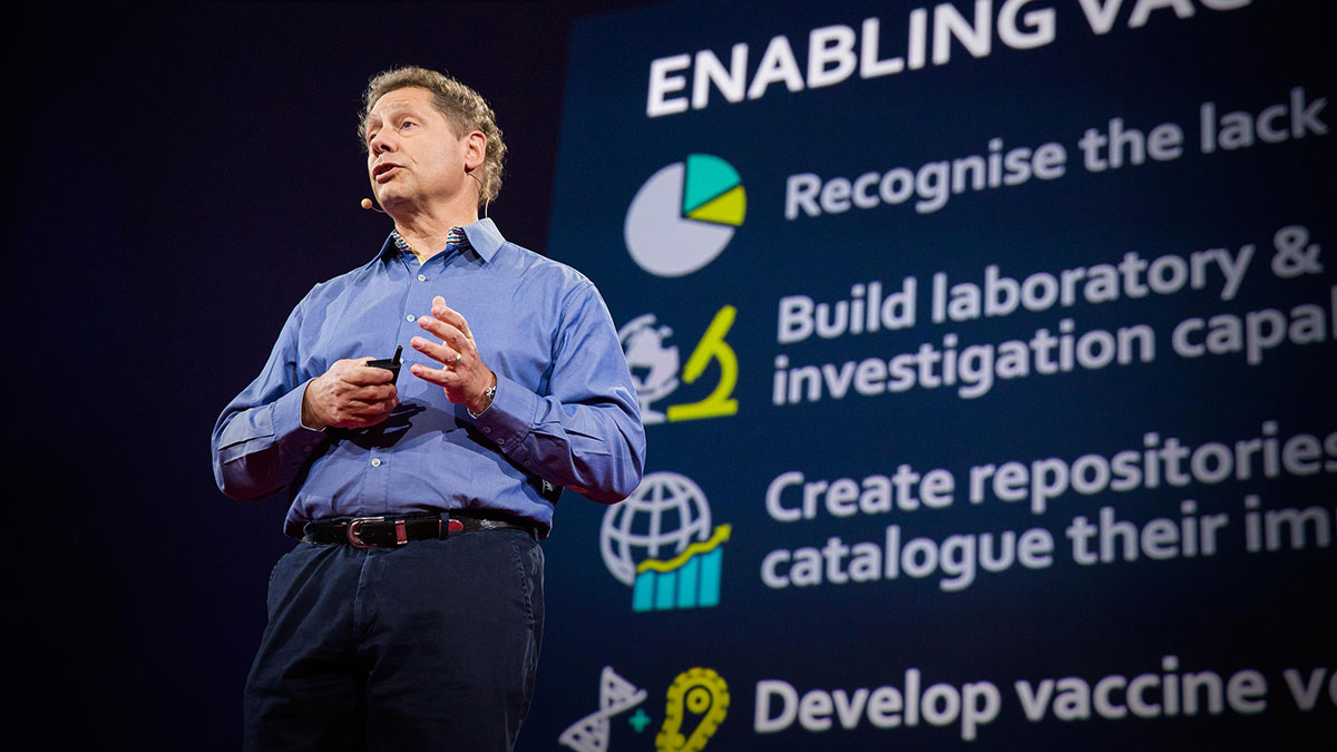 سخنرانی تد : دلیل آزاردهندهی ساخت دیرهنگام واکسنها… البته اگر ساخته شوند