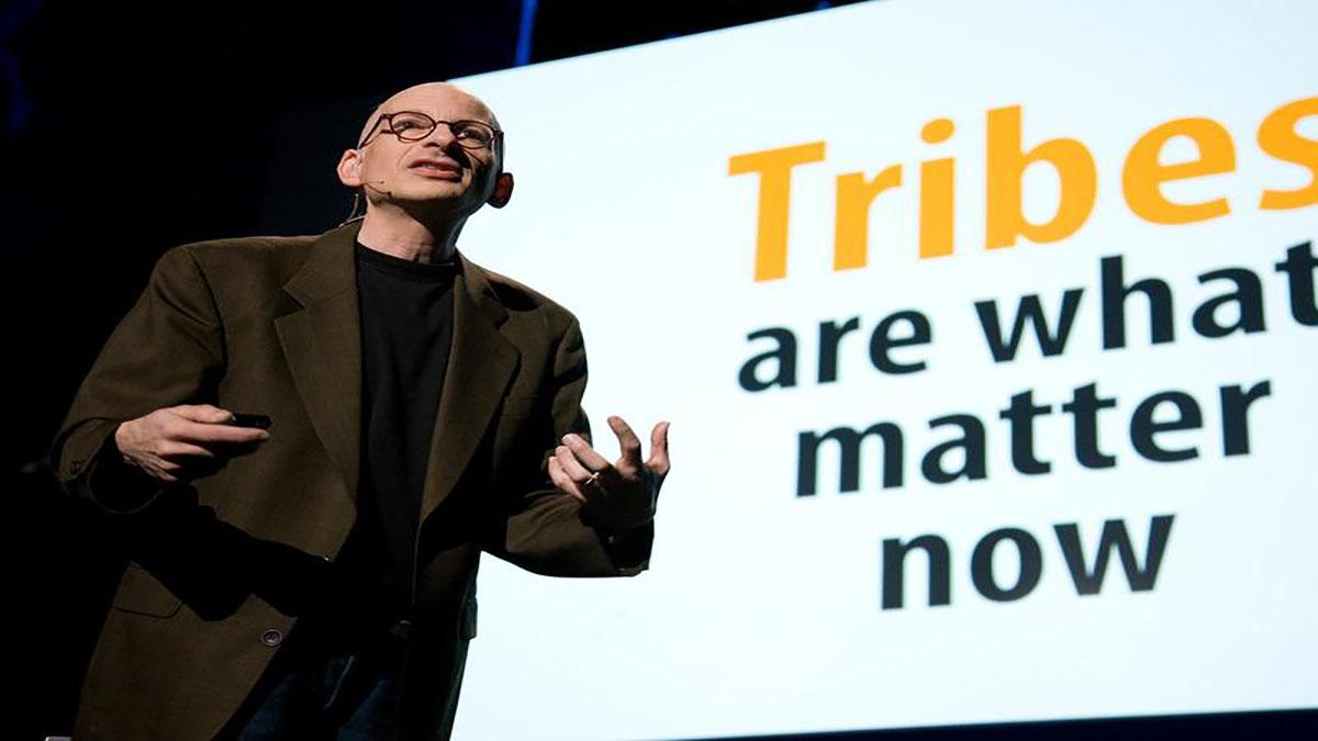 سخنرانی تد : قبیلههایی که رهبری میکنیم