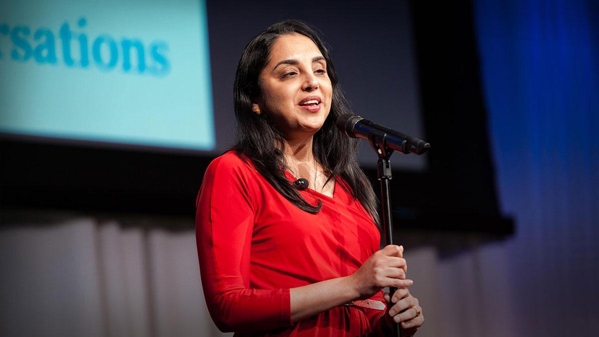 سخنرانی تد : شینا لینگار: چگونه انتخاب را آسان تر کنیم