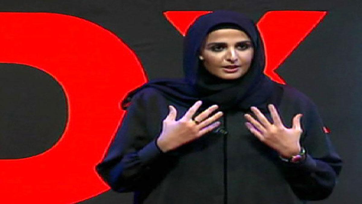 سخنرانی تد : شیخا المایاسا: جهانی کردن محله ها، و محلی کردن جهان