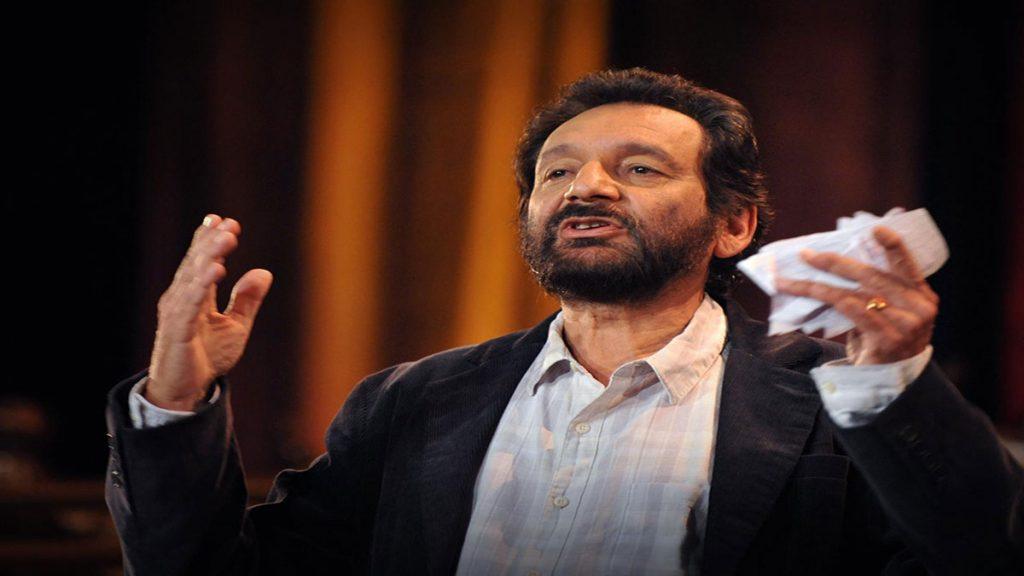 سخنرانی تد : شیکهار کپور: ما همان داستانهایی را که بخود میگوییم هستیم.