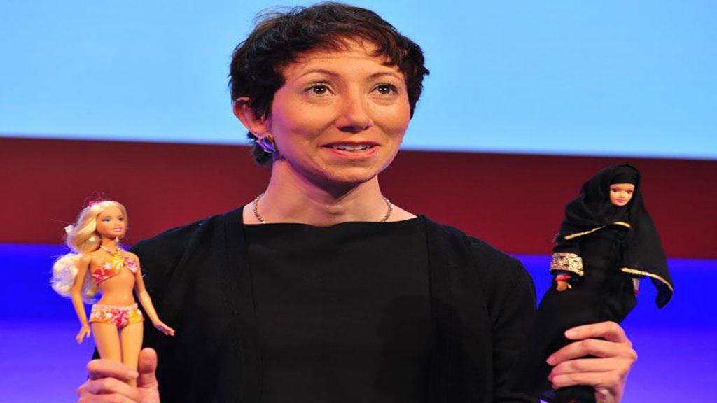 سخنرانی تد : شیرین ال فکری از فرهنگ عامه در جهان عرب می گوید
