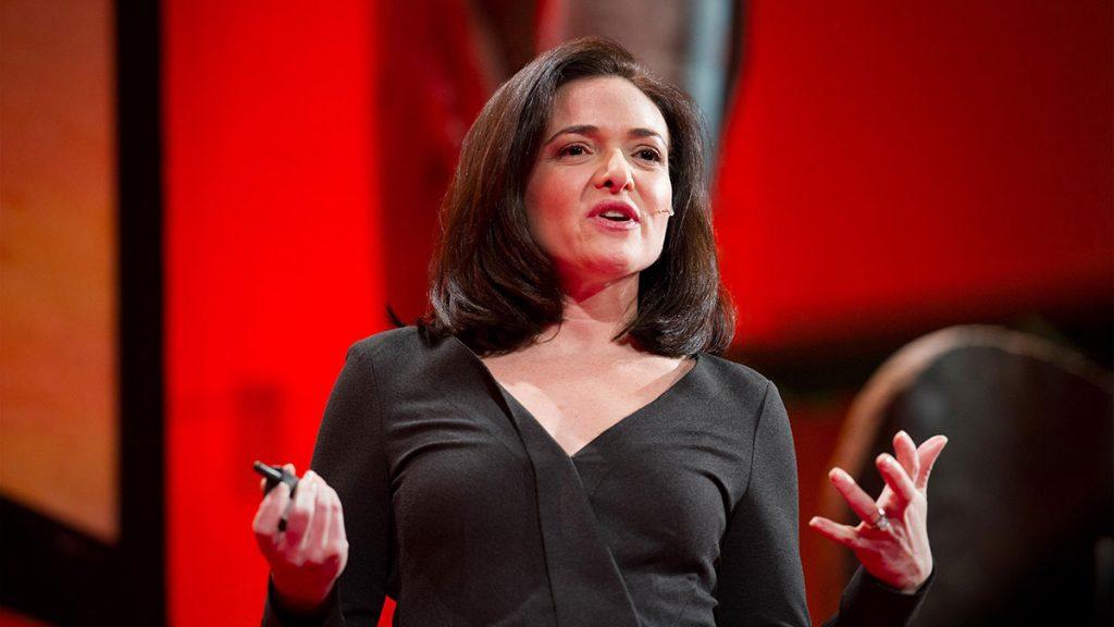 سخنرانی تد : شریل سندبرگ : چرا ما تعداد کمی زن رهبر و پیشرو  داریم؟