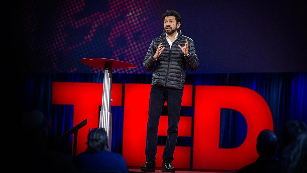 سخنرانی تد : به زودی بیماریها  با یک سلول درمان خواهیم شد نه قرص