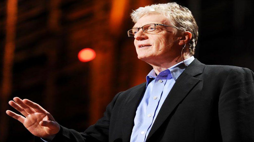 سخنرانی تد : کن رابینسون: زمان انقلابِ یادگیری فرا رسیده است!