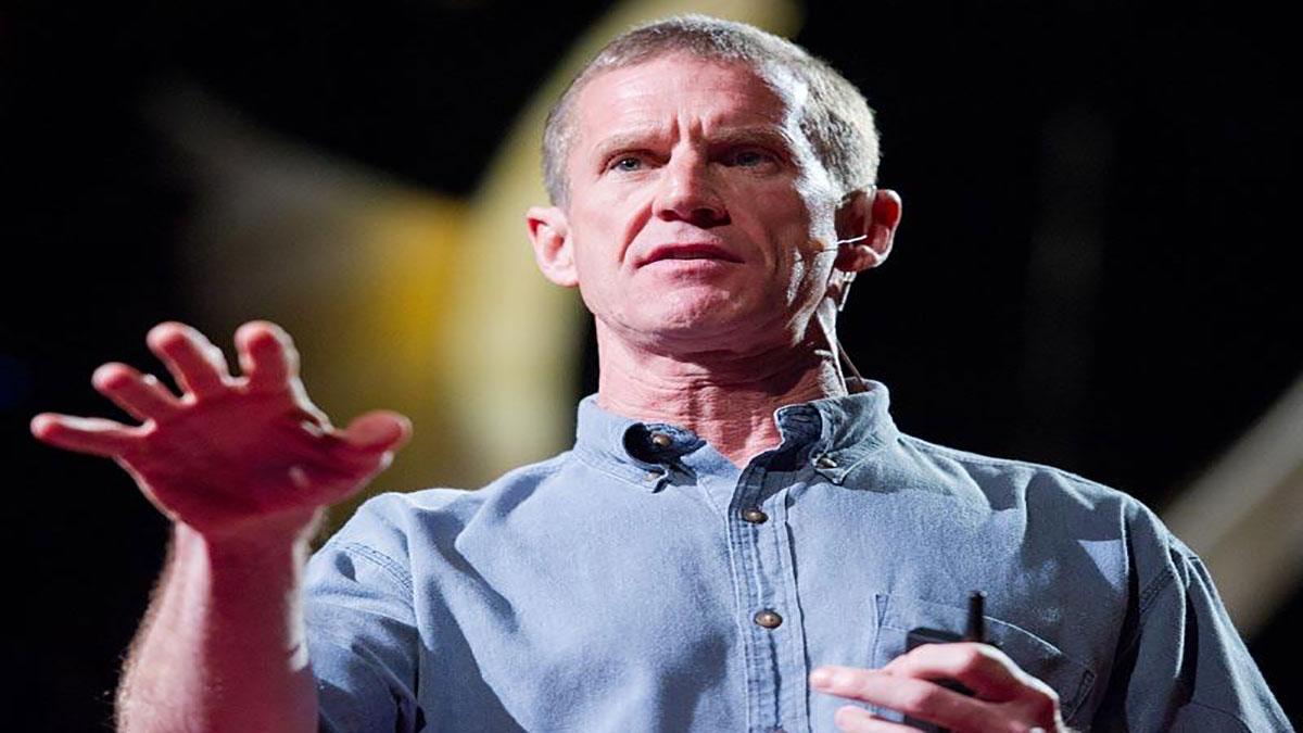 سخنرانی تد : استنلی مککریستال:بشنو، یادبگیر، بعد رهبری کن