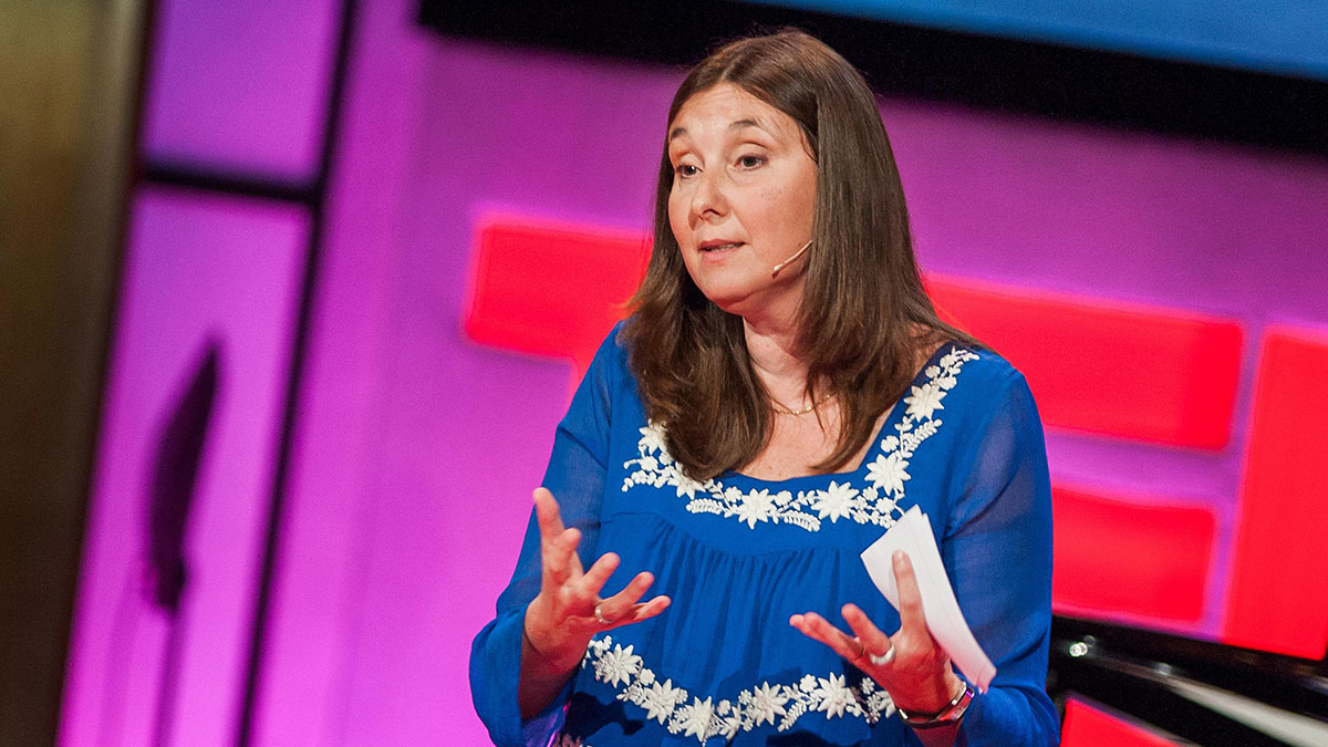 سخنرانی تد : استفانا برادبنت : اینترنت، و امکان برقراری روابط صمیمی انسانی