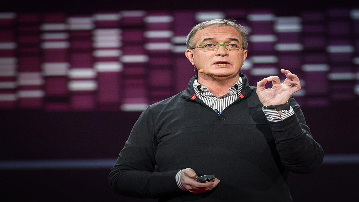 سخنرانی تد : شکار قهرمانان ژنتیکی غیرمنتظره